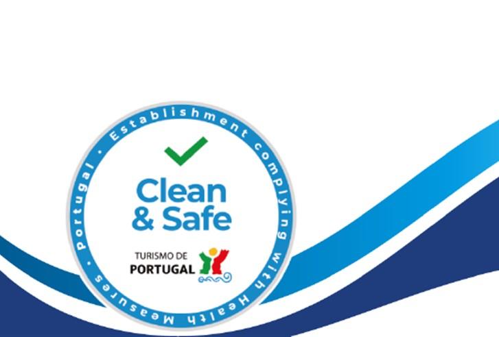 Certificado clean and safe restaurante escondidinho porto pratos tipicos portugueses luxo requintado elites impact transition