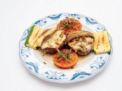 Cogumelos Gratinados restaurante escondidinho porto pratos tipicos portugueses luxo requintado elites impact transition