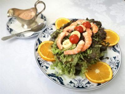 Salada Tropical restaurante escondidinho porto pratos tipicos portugueses luxo requintado elites impact transition